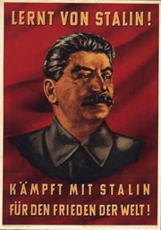 Stalin Plakat | Quelle: Bundesarchiv